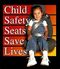 Child Safety Seats Save Lives